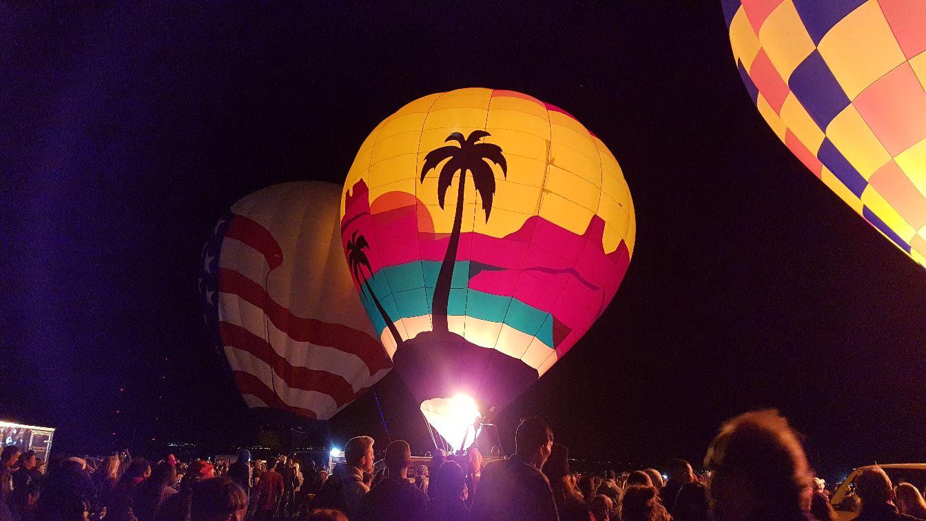 balloon fiesta Albuquerque